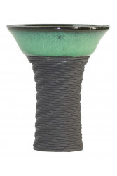 Чаша для Кальяну Conceptic Design C3D-11 Bowl Green
