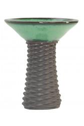 Чаша для Кальяну Conceptic Design C3D-13 Bowl Green