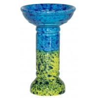 Чаша для Кальяну GrynBowls Marvel Блакитно - Зелена