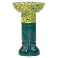 Чаша для Кальяну GrynBowls Marvel Зелено - бірюзова