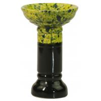 Чаша для Кальяну GrynBowls Marvel Зелено - Чорний