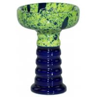 Чаша для Кальяну GrynBowls Harmony Зелено - Синя