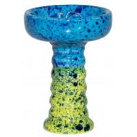 Чаша для Кальяну GrynBowls Harmony Блакитна - Зелена