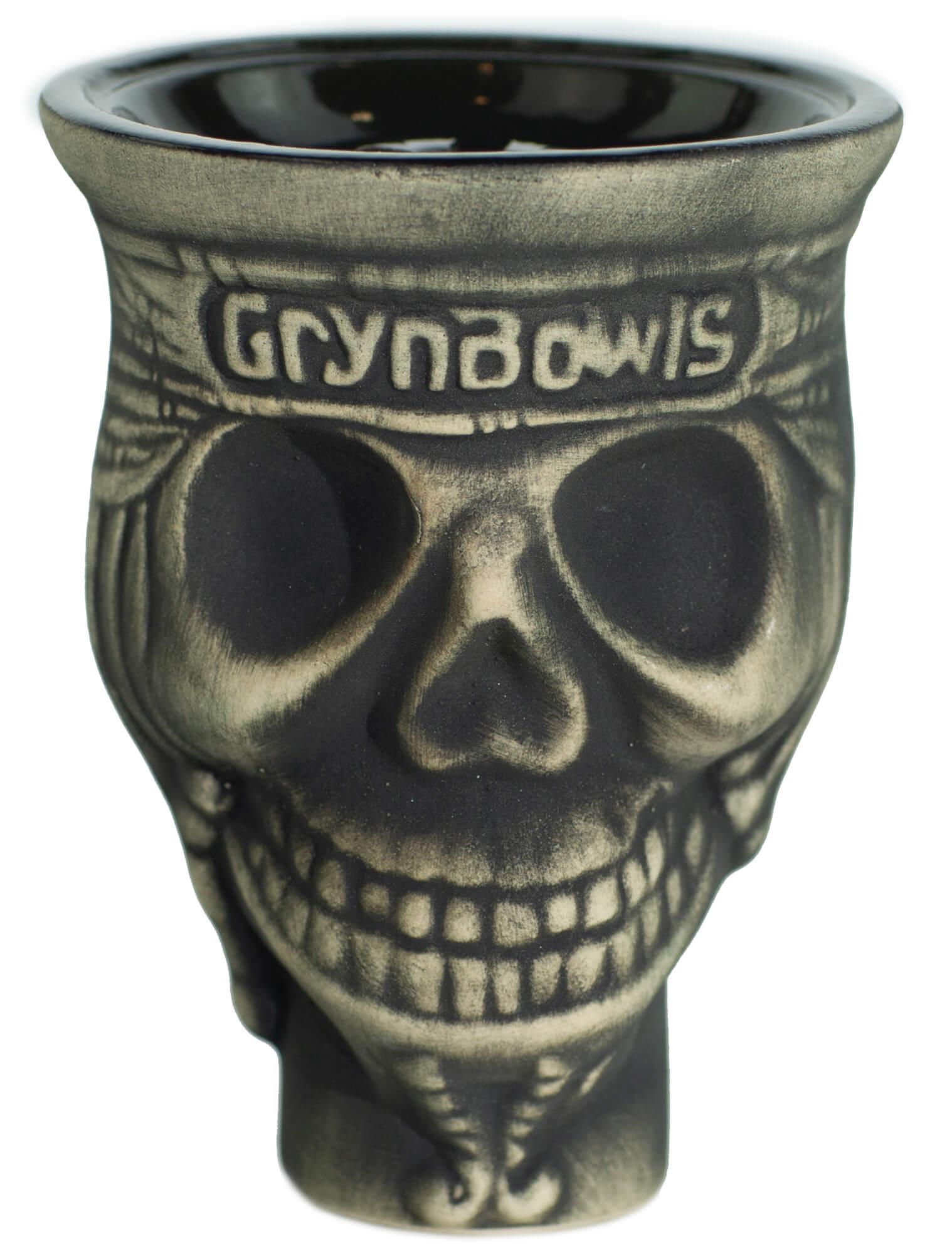 Чаша для Кальяну GrynBowls Cranium