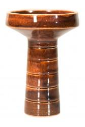 Чаша Gusto Bowls Harmony Glaze II Бордовий