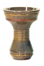 Чаша Gusto Bowls Killa Bowl Glaze II Червоно - Зелений