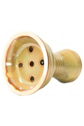 Чаша Gusto Bowls Killa Bowl Glaze II Зелено - Коричневий