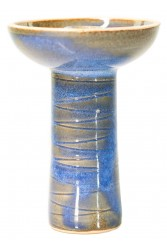 Чаша Gusto Bowls Classic Phunnel Glaze II Синьо - Зелений