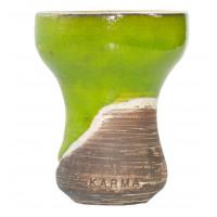 Чаша для Кальяну Karma Турка-міні Зелений