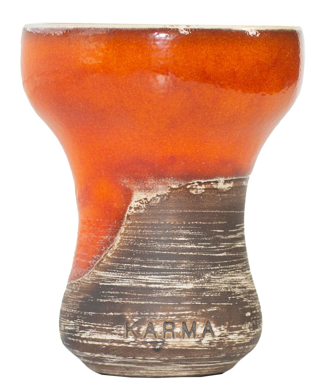 Чаша для Кальяну Karma Турка-міні Помаранчевий