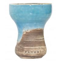 Чаша для Кальяну Karma Турка-міні Синій