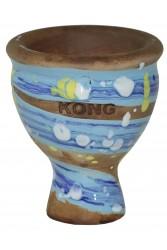 Чаша KONG Mummy Glaze Space Van Gogh Blue