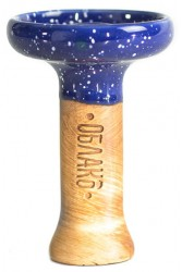 Чаша Облако Phunnel L Glaze top Синій Космос