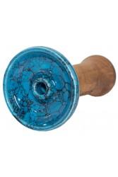 Чаша Облако Phunnel M Glaze top Блакитний ч.мармур
