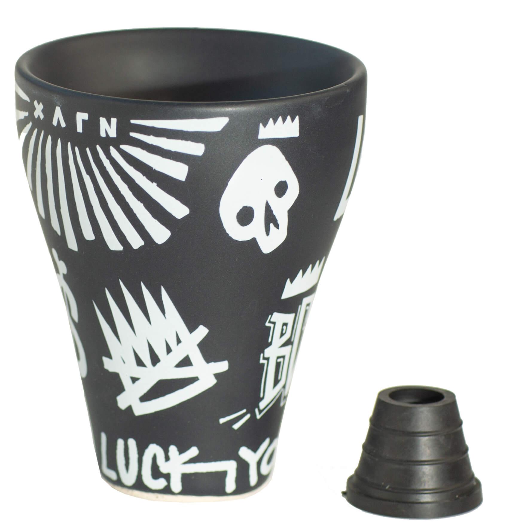Чаша для Кальяну Облако Hooligan Біла