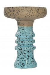 Чаша для Кальяну Tor Harmony Clay Чорно-блакитна