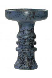 Чаша для Кальяну Tor Harmony Glaze Чорно-синя