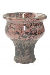 Чаша для Кальяну Tor Classic Glaze Чорно-коричнева