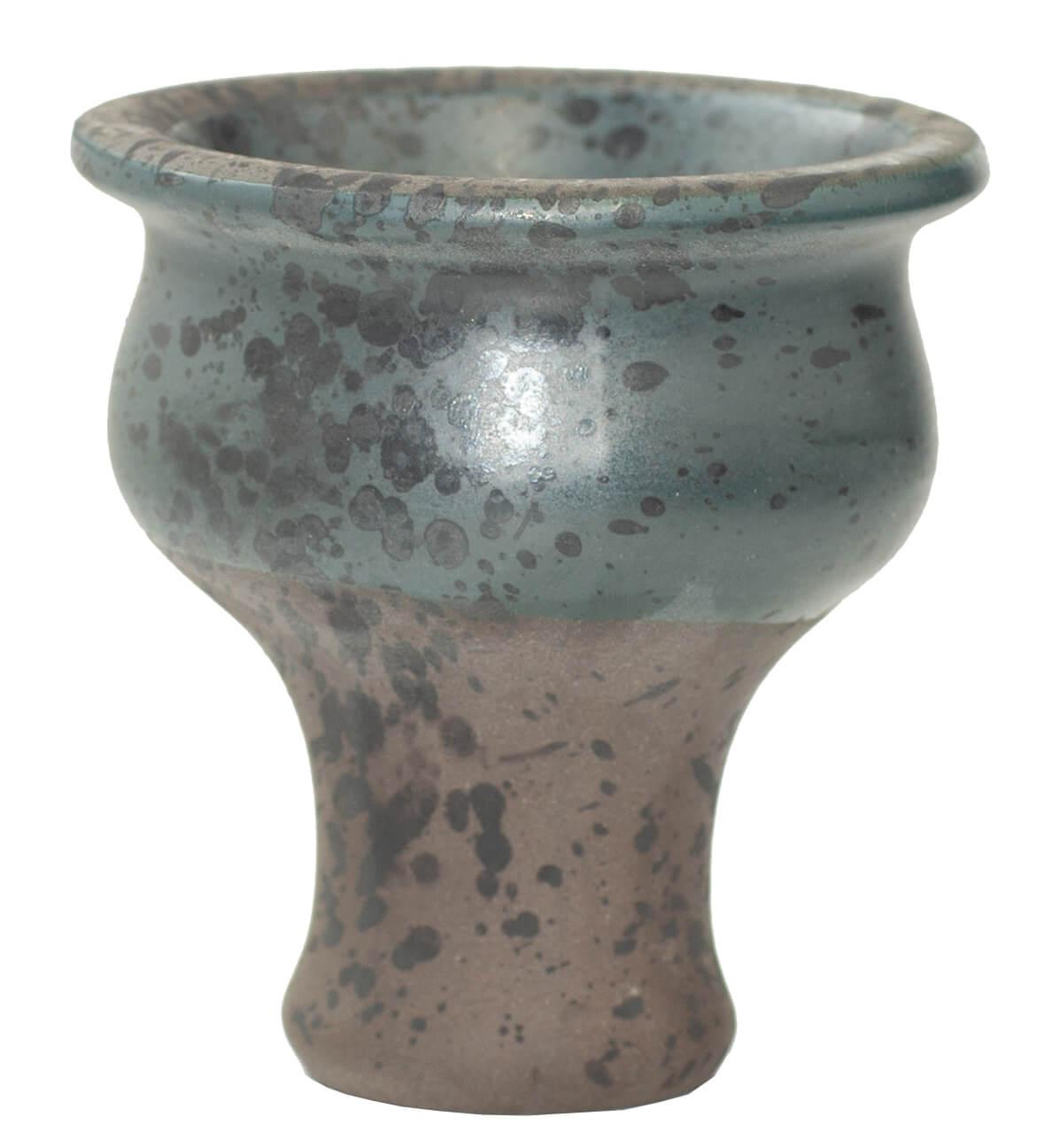 Чаша для Кальяну Tor Classic Glaze Чорно-синя