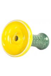 Чаша Upgrade Form Sirena Жовто - Зелена