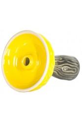 Чаша Upgrade Form Terra Жовто - Сіра