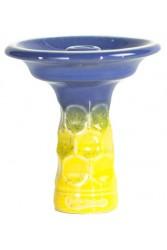 Чаша Upgrade Form Turtle Синьо - Жовта