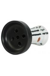 Чаша RS GS (Give me Smoke) Mat Edition Біло - чорний