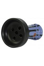 Чаша RS GS (Give me Smoke) Mat Edition Синьо - чорний