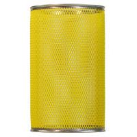 Сітка (Захисний екран) з кільцями Велика Жовта