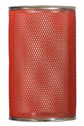 Сітка (Захисний екран) з кільцями Велика Червона