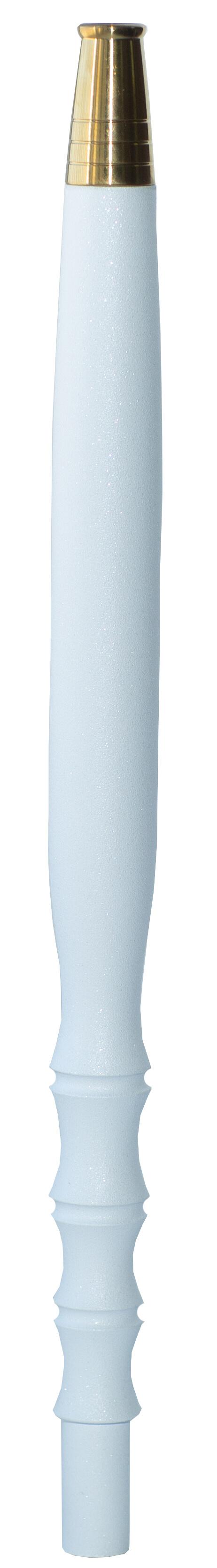 Мундштук для Кальяну Alpha Model S Snow White