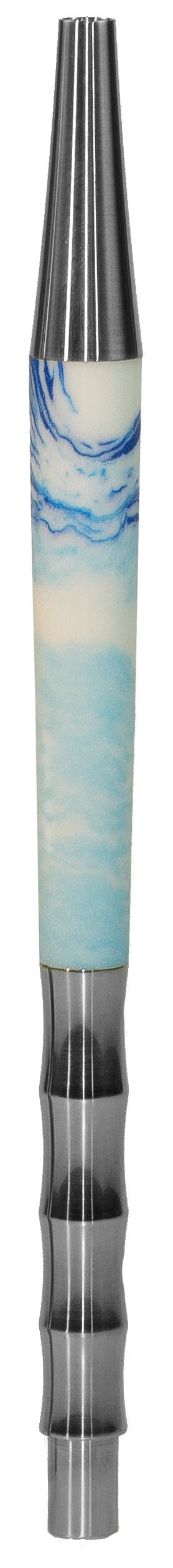 Мундштук Totem Мармур Blue