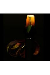 Персональний мундштук для Кальяну Exclusive Блискавка - Лава