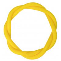 Шланг для Кальяну Силіконовий Hate Soft Touch - Basic Жовтий