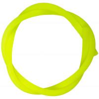 Шланг для Кальяну Силіконовий Hate Soft Touch - Basic Кислотно-жовтий