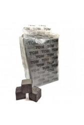 Вугілля TOM COCO Gold 1kg Без пакування