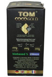Вугілля TOM COCO Gold 1kg