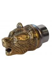 Накладка для Кальяну для клапана продувки Trumped Hookah - Ведмідь