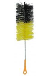 Йоршик для колби Hate XL з пластиковою ручкою Чорно - синій