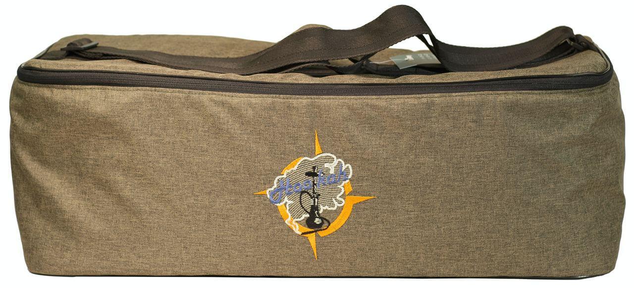 Сумка для кальяну LeRoy Hookah Bag Melange 60