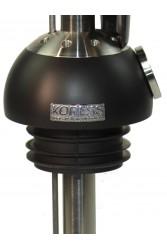 Кальян Koress K1 Black Gloss
