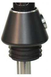 Кальян Koress K3 Black Gloss
